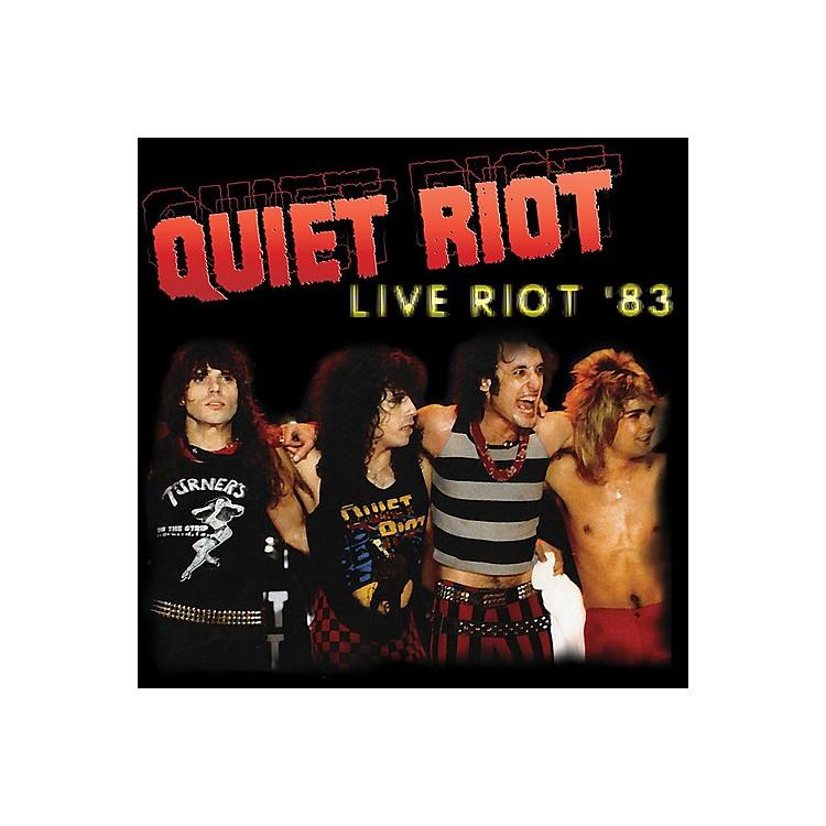 AllianceQuiet Riot - Live Riot 83
