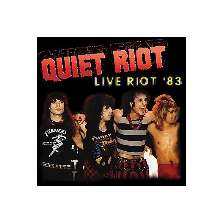 AllianceQuiet Riot - Live Riot '83