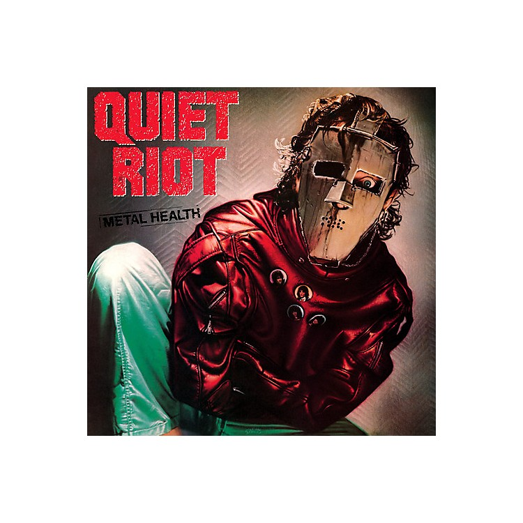 AllianceQuiet Riot - Metal Health
