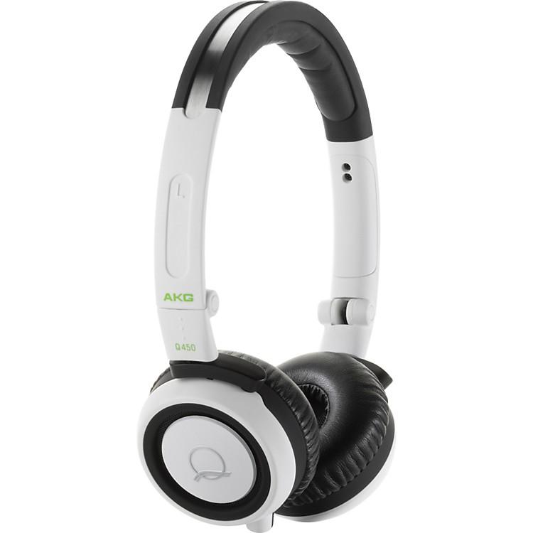 AKGQuincy Jones Signature Series Q460 Mini On Ear Headphones