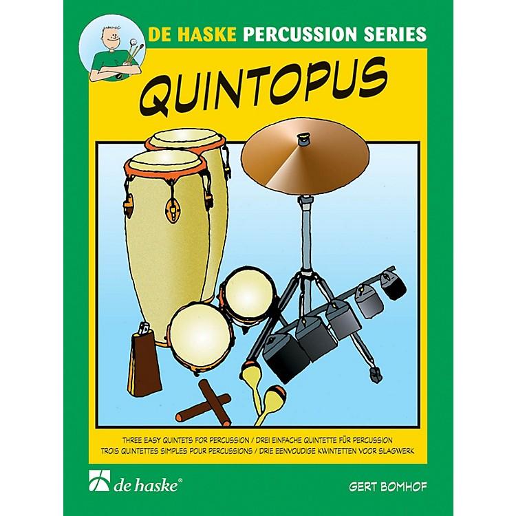 De Haske MusicQuintopus 3 Easy Quintets For Percussion Concert Band