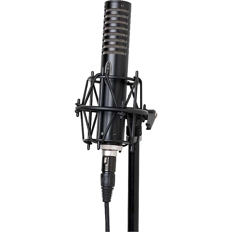 Royer R-101 Ribbon Mic Black