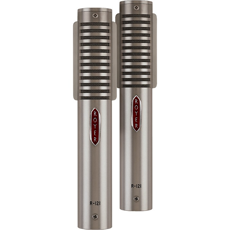 RoyerR-121 LIVE Matched Ribbon Microphone Pair