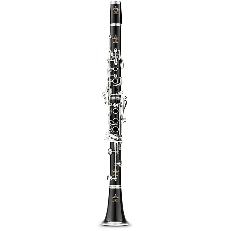 Buffet Crampon R13 Professional Bb Clarinet with Nickel-Plated Keys  888365855394