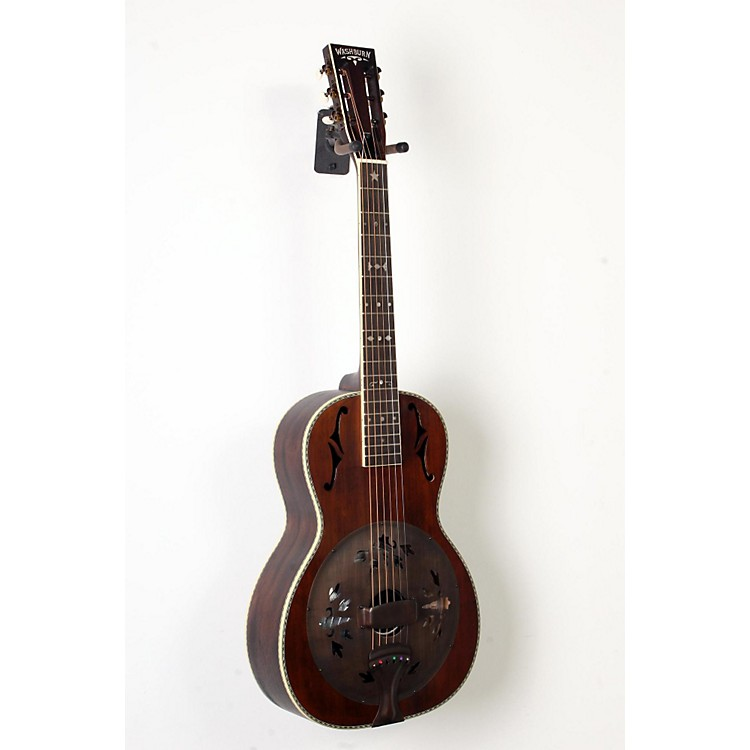 Washburn R360K Parlor Resonator Guitar with 1930's Style Inlay Vintage 888365901565