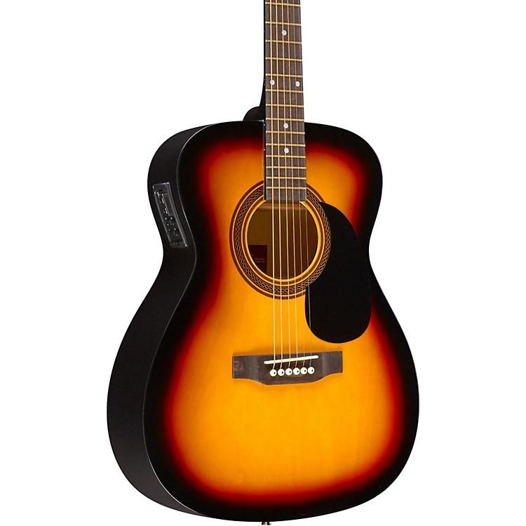 RogueRA-090 Concert Acoustic-Electric GuitarSunburst