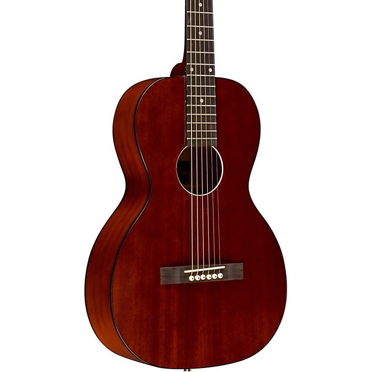 RogueRA-090 Parlor Acoustic GuitarNatural
