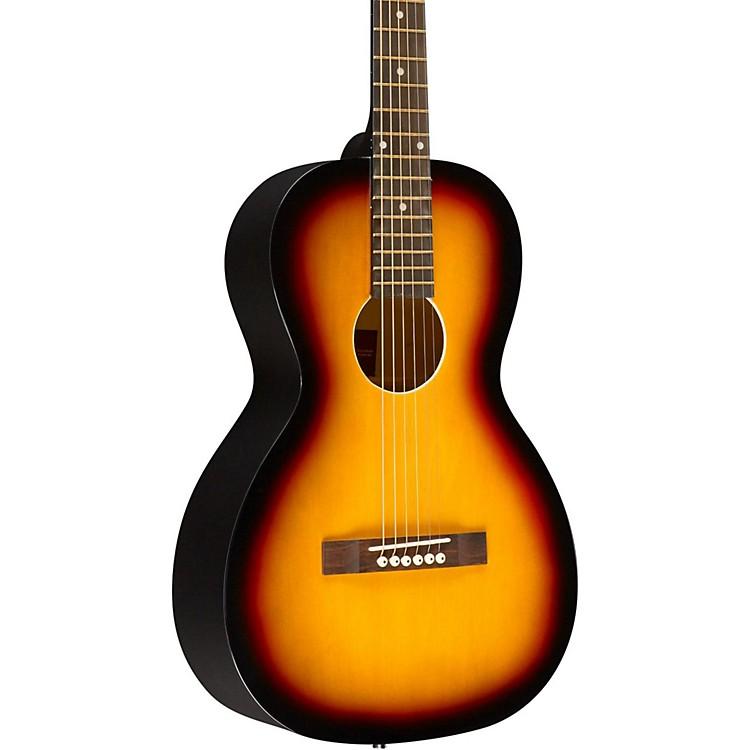 rogue ra 090 parlor acoustic guitar satin sunburst music123. Black Bedroom Furniture Sets. Home Design Ideas