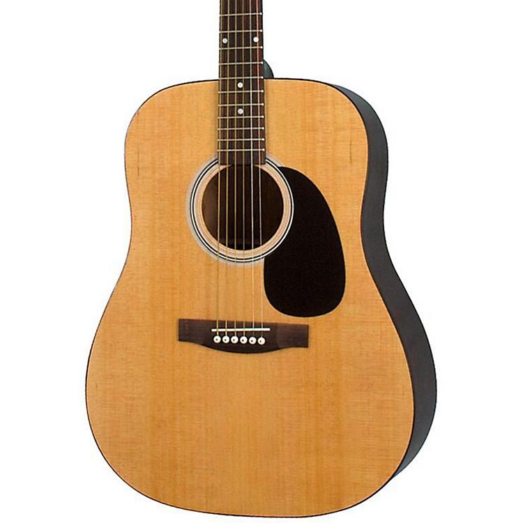 RogueRA-100D Dreadnought Acoustic GuitarNatural