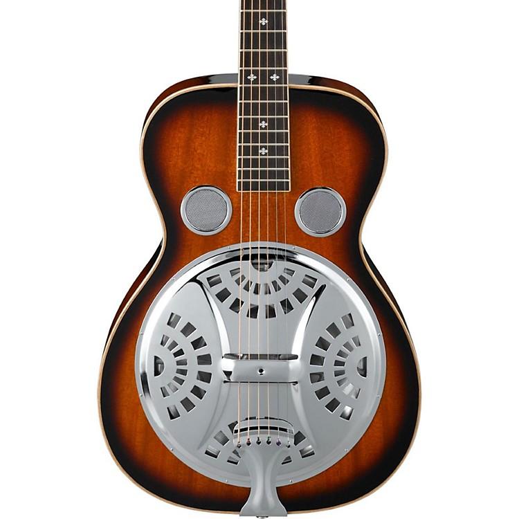IbanezRA200-BS Acoustic Resonator GuitarBrown Sunburst