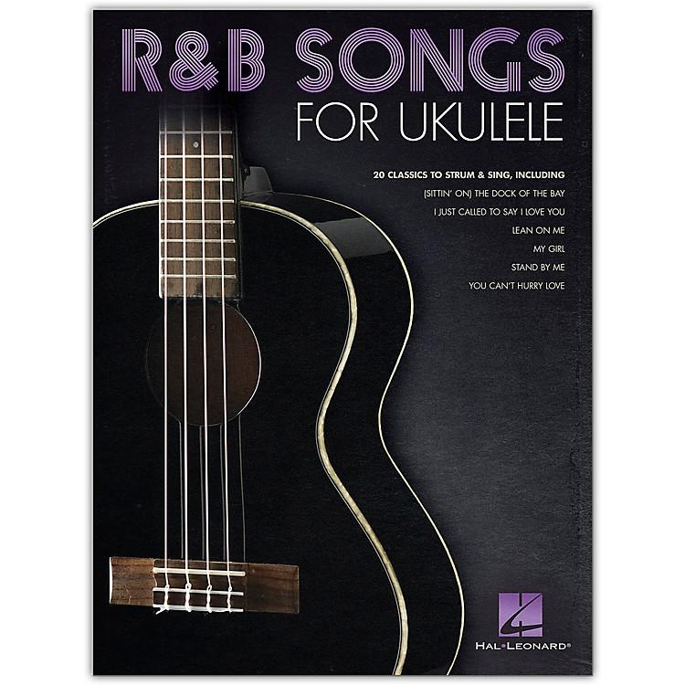 Hal LeonardR&B Songs for Ukulele