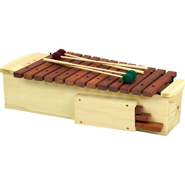 Rhythm Band RB9666 Diatonic Alto Xylophone