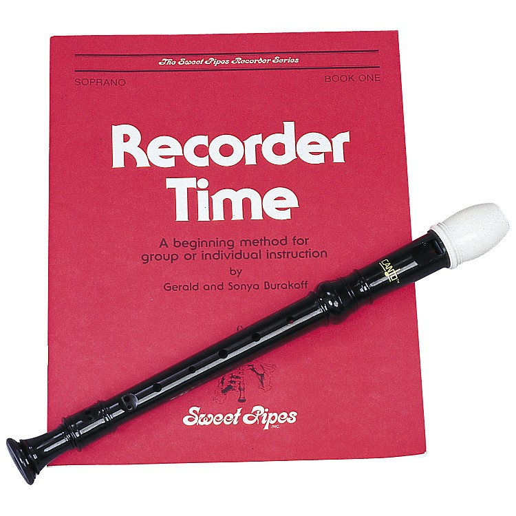 Modern Classroom Recorder By Suzuki : Rhythm band rba recorder time pack music