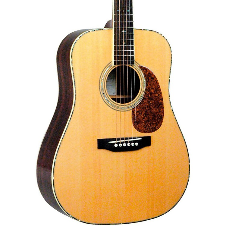 Recording KingRD-227 All Solid Wood Dreadnought Acoustic Guitar
