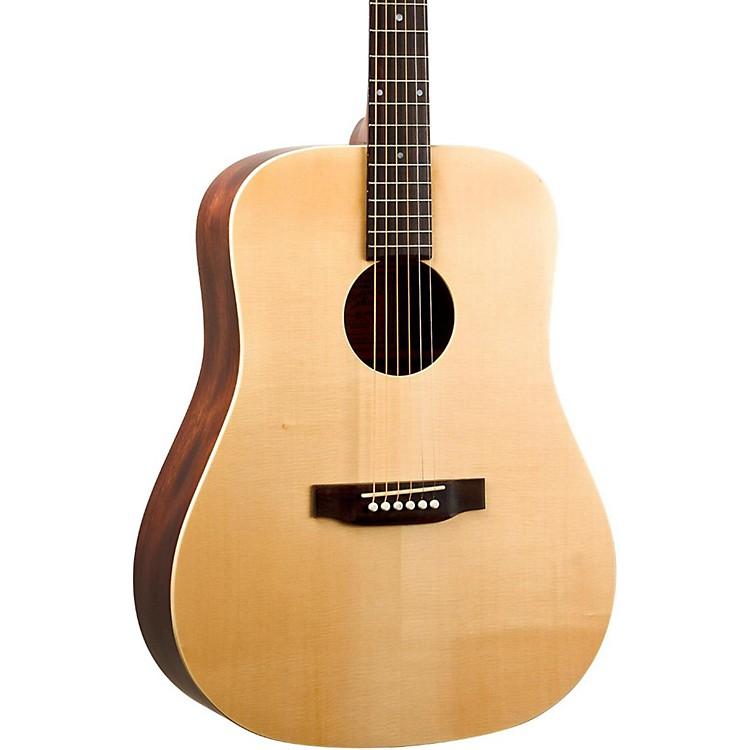 Recording KingRD-A9M EZ Tone Plus Dreadnought Acoustic GuitarNatural