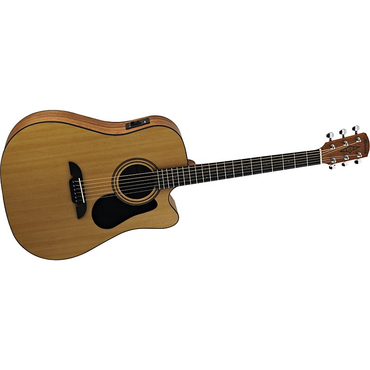 Alvarez RD12CE Regent Series Dreadnought Acoustic-Electric Cutaway Guitar