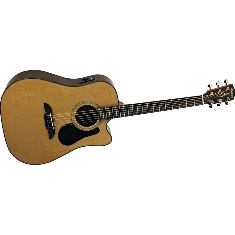 AlvarezRD17CE Regent Series Dreadnought Acoustic-Electric Cutaway Guitar