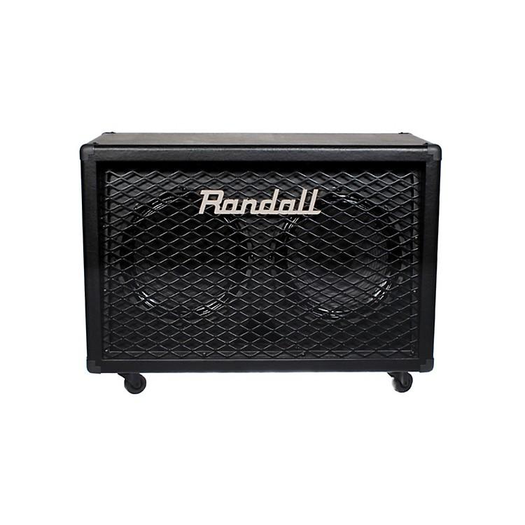 RandallRD212-V30 Diavlo 2X12 Angled Guitar CabBlack