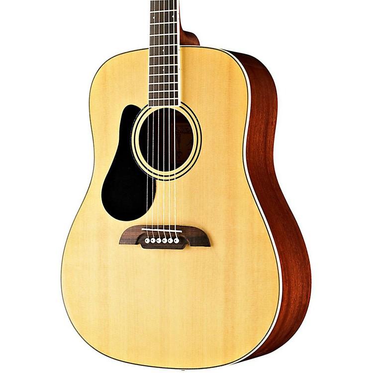 AlvarezRD26L Dreadnought Left Handed Acoustic Guitar
