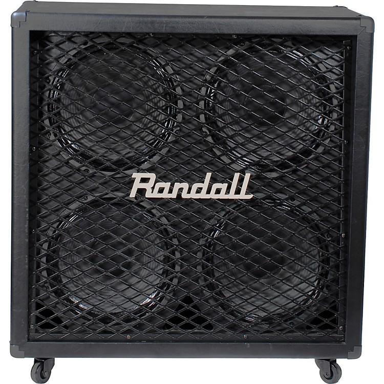 RandallRD412-V30 Diavlo 4x12 Angled Guitar CabBlack