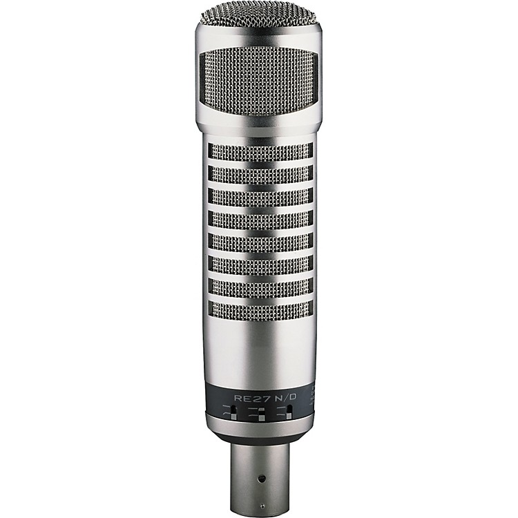 Electro-VoiceRE27N/D Dynamic Cardioid Multipurpose Microphone