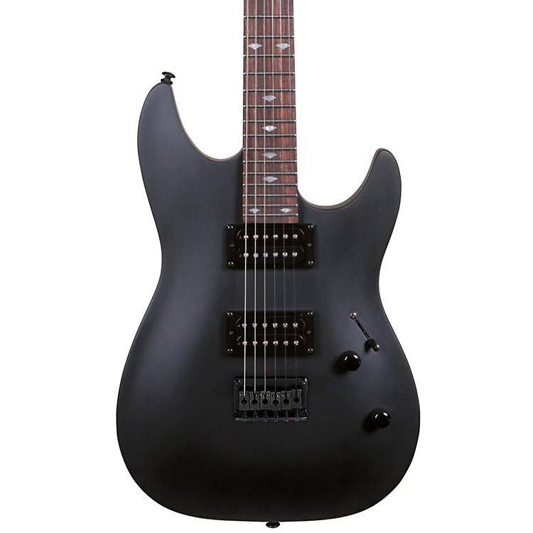 RogueREL200 Stop-Tail Electric GuitarBlack Satin