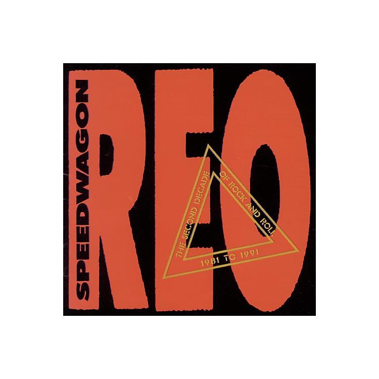 AllianceREO Speedwagon - Second Decade 1981-91 (CD)