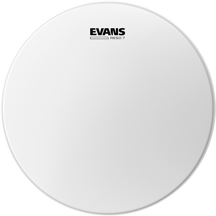 Evans RESO 7 Coated Resonant Tom Drumhead 18 in.