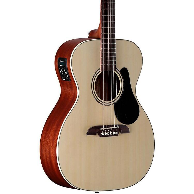 AlvarezRF260SE Folk Acoustic-Electric GuitarSatin Natural