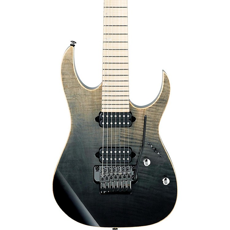 IbanezRG Premium 7-string Electric Guitar with CaseTwilight Black Gradation