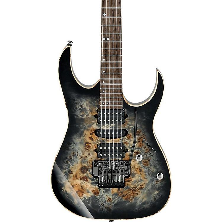 IbanezRG Premium RG1070PBZ Electric GuitarCerulean Blue Burst
