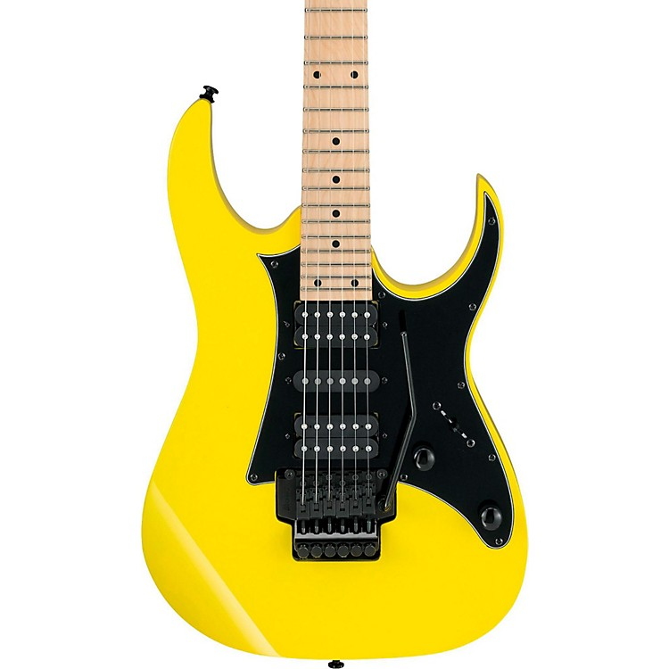 Yellow guitar