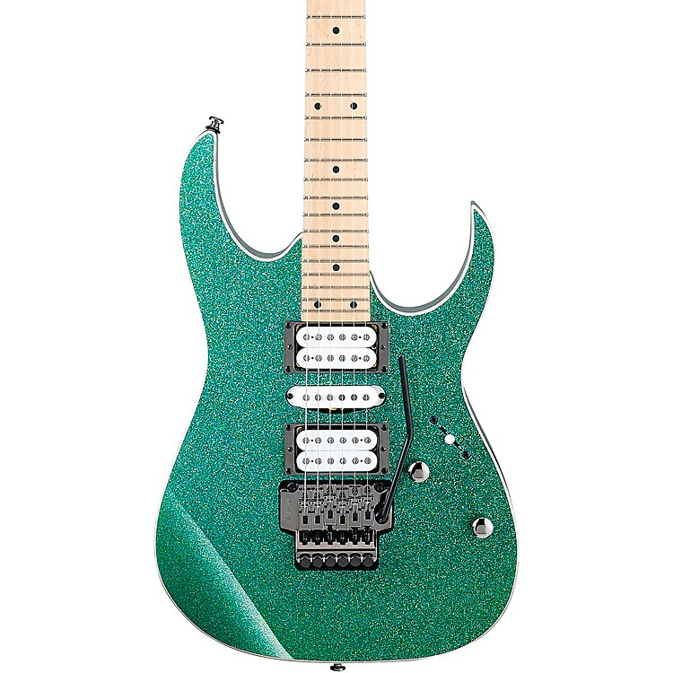 IbanezRG470MSP RG Series Electric GuitarTurquoise Sparkle