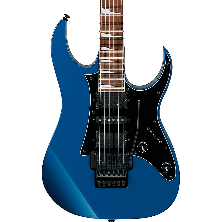 IbanezRG550DX Genesis Collection Electric GuitarLaser Blue