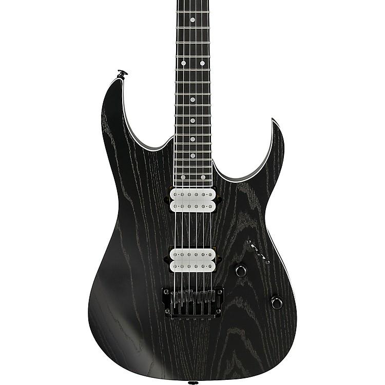 IbanezRGR652AHBF RG Prestige Electric GuitarWeathered Black