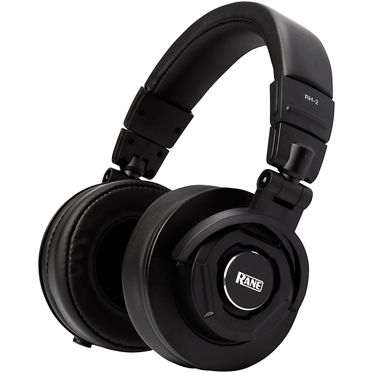RaneRH-2 50mm Over-Ear Monitoring Headphones