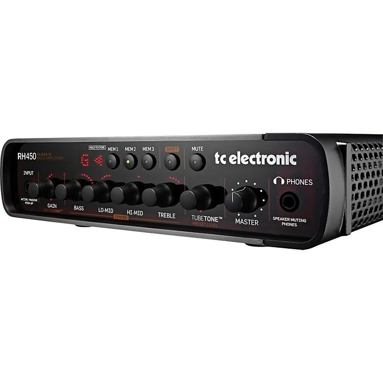 TC ElectronicRH450 Bass Amp Head888365806310