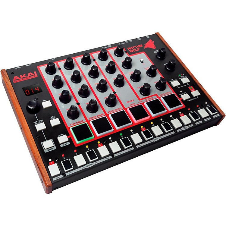 Akai ProfessionalRHYTHM WOLF Analog Drum and Bass Module