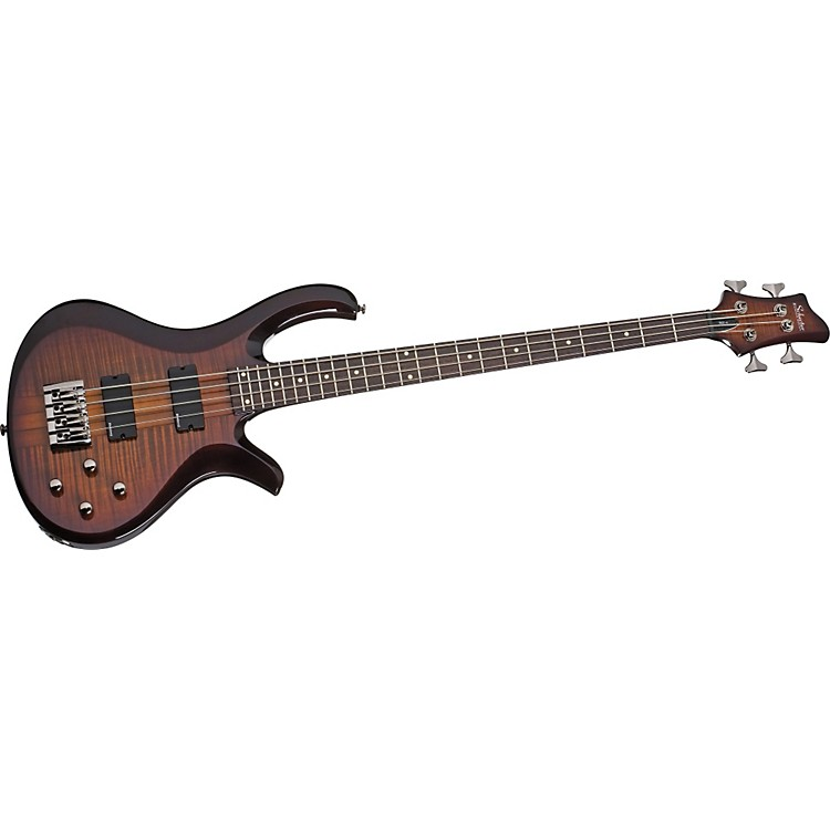 schecter guitar research riot 4 electric bass guitar music123. Black Bedroom Furniture Sets. Home Design Ideas