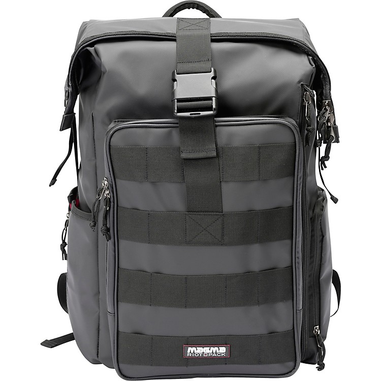 Magma Cases RIOT DJ-Stashpack XL Plus Backpack Black