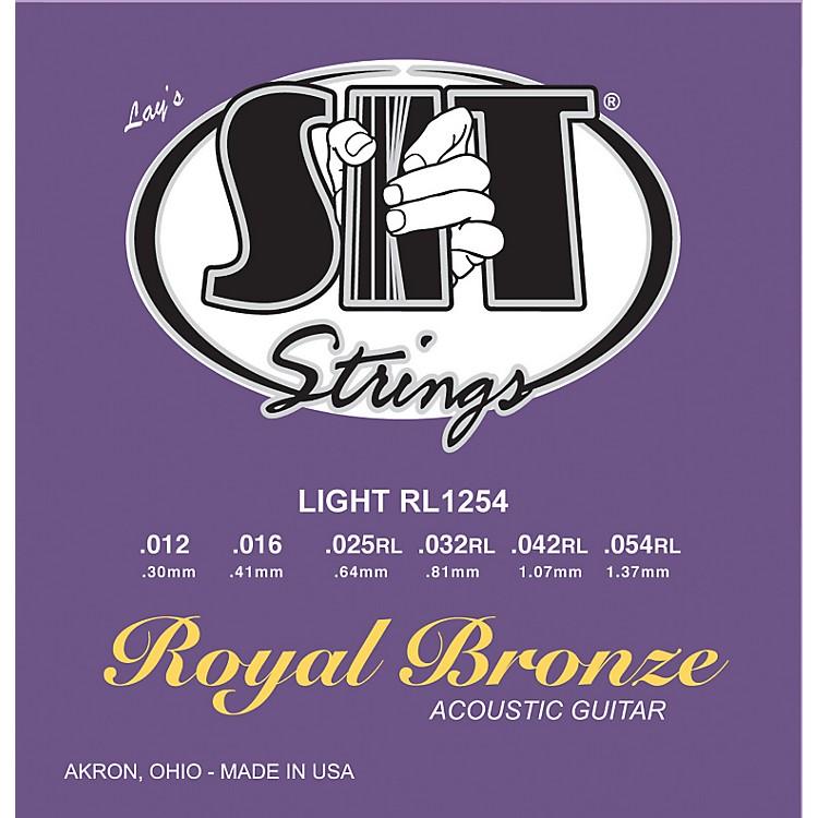 SIT StringsRL1254 Light Royal Bronze Acoustic Guitar Strings
