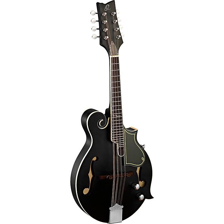 OrtegaRMFE40SBK Acoustic-Electric MandolinSatin Black