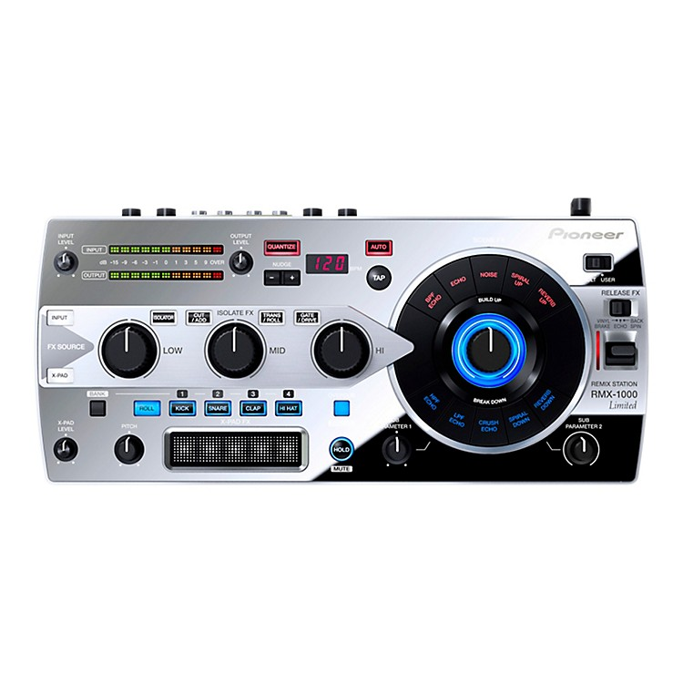 Pioneer RMX-1000 Platinum Limited Edition