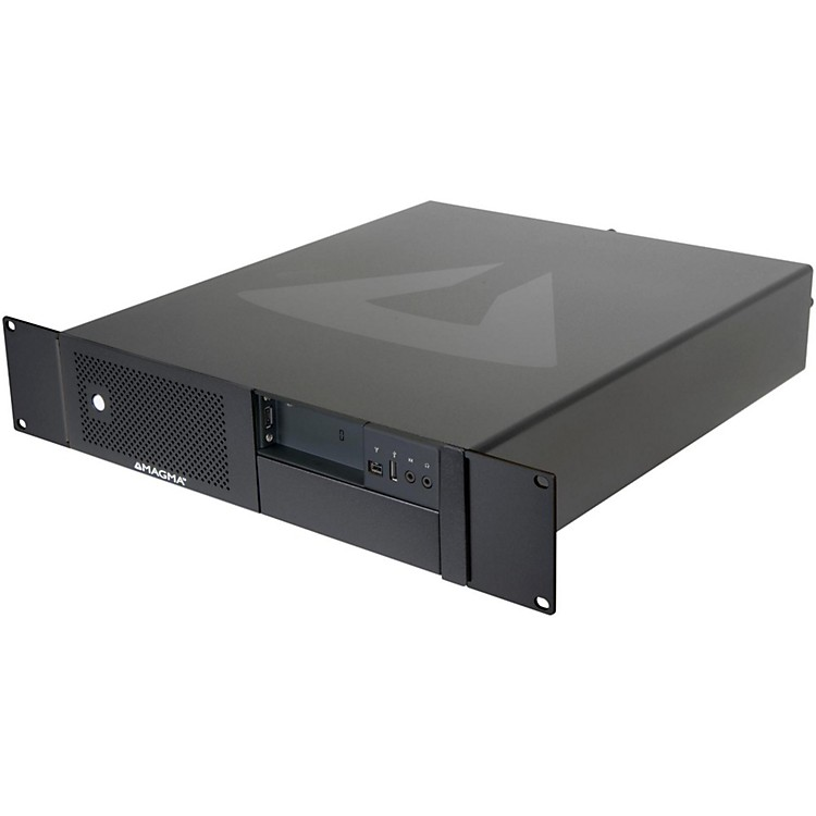 MAGMA ROBEN-3TM 3 Slot Thunderbolt to PCIe Expansion, Mac mini enabled Rackmount