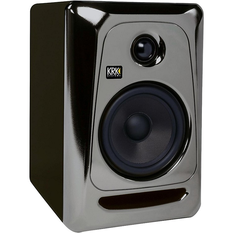 KRKROKIT 5 G3 Powered Studio Monitor, Electric Silver Limited Edition
