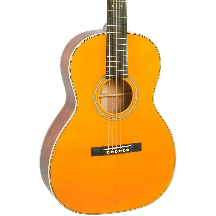 Recording KingROS-16 Century Series 12th Fret OOO Solid-Top Acoustic GuitarNatural