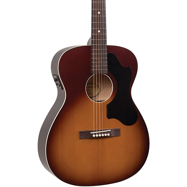 Recording KingROS-9-FE5-TS Dirty 30's 9 000 Acoustic-Electric GuitarTobacco Sunburst