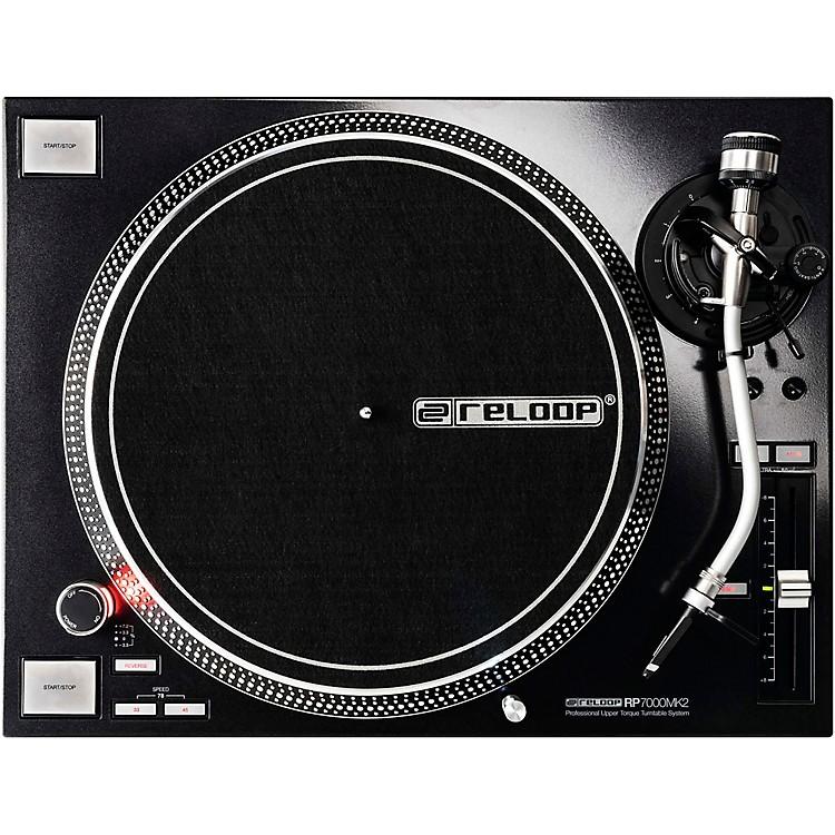 ReloopRP-7000 MK2 Professional Direct-Drive DJ Turntable