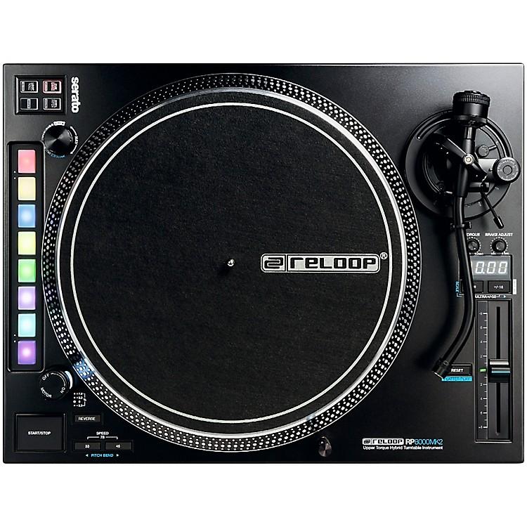 ReloopRP-8000 MK2 Professional DJ Turntable