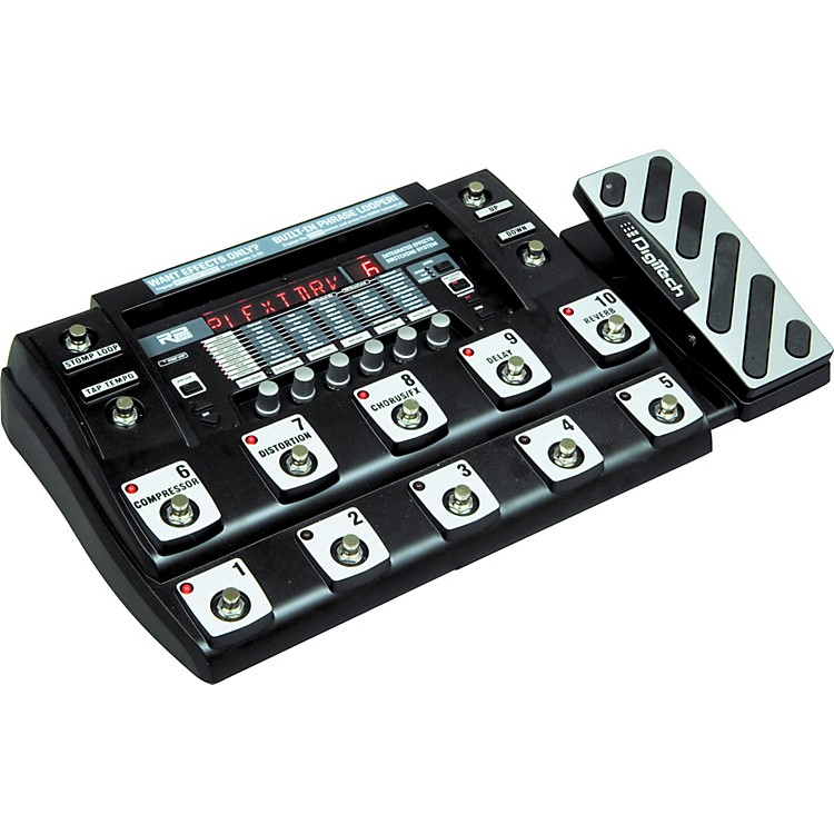 DigiTechRP1000 Guitar Multi-Effects Pedal with Integrated Switching888365902876